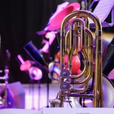 Big Band im Wilhelm-Hittorf-Gymnasium